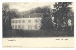 CPA - ANDERLUES - Château Des Loges  // - Anderlues