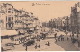 Antwerpen, Anvers, Place De Meir, Tram, Tramways, Oldtimers (pk17705) - Antwerpen