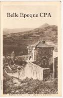 66 - PRATS-de-MOLLO - L'Église Et La Tour De Mir +++++ Édition Barboteu ++++ RARE - Autres Communes