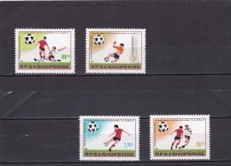 Albania Nº 1888 Al 1891 - Albania