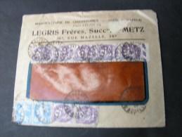 == Franc Cv. Metz Reklame  1932 - Francia