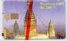 NEPAL PHONECARD(CHIP) -150000pcs -12/04-MINT/SEALED(5) - Nepal