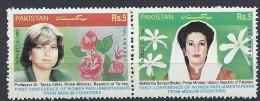 140010915  PAQUISTAN  YVERT  Nº   903/4  **/MNH - Pakistan