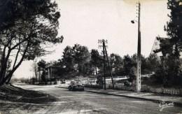 """62 STELLA PLAGE  Boulevard Ed. Labrasse Villa """"La Pie Qui Chante""""animée 4 CV Renault - France"""