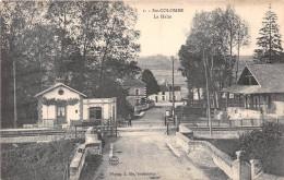 77 - Sainte-Colombe - Gare - La Halte Animée - France