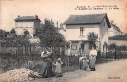 77 - Saint-Martin-des-Champs - La Gare - La Halte Animée - Other Municipalities