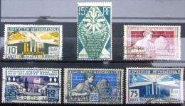 FRANCE             N° 210/215              OBLITERE - France