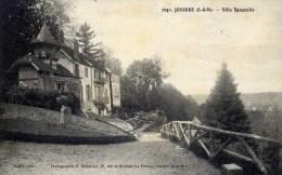 77  JOUARRE   Villa Beausite  Photographie BRINDELET - Autres Communes