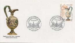 France - Enveloppe Premier Jour - Nevers - 2000 - YT 3329 - FDC