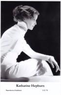 KATHARINE HEPBURN - Film Star Pin Up - Publisher Swiftsure Postcards 2000 - Artiesten