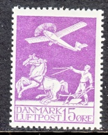 DENMARK  C 2   * - Airmail