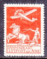DENMARK  C 3   * - Airmail