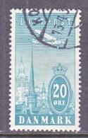 DENMARK  C 8   (o) - Airmail