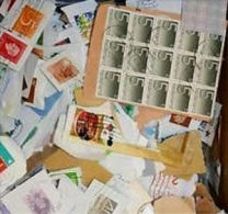 Netherlands KILOWARE DjungelBag 500g (1LB-1½oz) Stamp Mixture    [vrac Kilowaar Kilovara Mixture] - Briefmarken