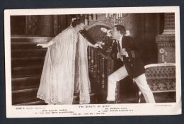 GB Cinema Film The Beauty Of Bath Ellaline Terriss Seymour Hicks Real Photo Original Ca1920 Postcard Cpa Ak (W4_1032) - Actors