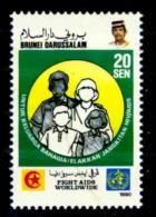 Brunei Scott N°417. Neuf** - Brunei (1984-...)