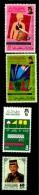Brunei Scott N°461.462.351.509...neufs** - Brunei (1984-...)
