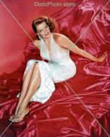 Jane Russel - 0001 - Glossy Photo 8 X 10 Inches - Personalità