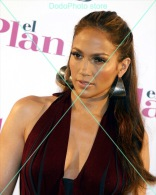 Jennifer Lopez - 0066 - Glossy Photo 8 X 10 Inches - Célébrités
