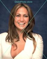 Jennifer Lopez - 0942 - Glossy Photo 8 X 10 Inches - Berühmtheiten