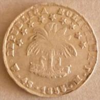 "Bolivia 1855MJ (KM123.2) ""CION"" Sin Punto. Punto Bajo IO. Otras Variantes. 6 Scan. See Desc. - Bolivia"