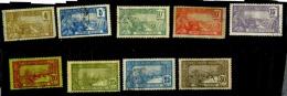 Guadeloupe Scott N°56.58.60.61.62.63.65.66.69.oblitérés - Guadeloupe (1884-1947)