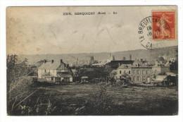 EURE  /  SERQUIGNY  /  EST - Serquigny