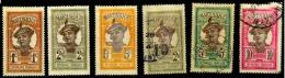 Martinique Scott N°62..neufs**66.65.neufs*63.65.67. Oblitérés - Martinique (1886-1947)
