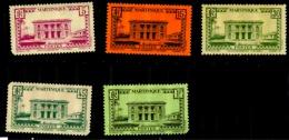 Martinique Scott N°142..neufs**137.139.147.157.neufs* - Neufs