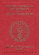 CARTE SOCIETE D ENTRAIDE DES MEMBRES DE LA LEGION D HONNEUR 1972 VAR                     TDA57 - Militaria