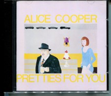 ALICE   COOPER  /  PRETTIES   FOR   YOU