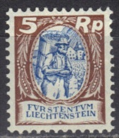 Liechtenstein N° 64 * Voir Description - Liechtenstein