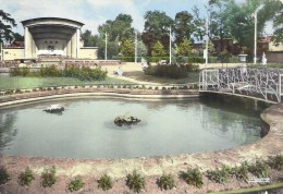 LORRAINE - 57 - MOSELLE -HAGONDANGE - Le Parc Municipal - Hagondange