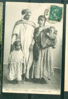 N°6282 - Scènes Et Types - Famille Mauresque   - Raj112 - Scènes & Types