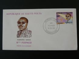 FDC Haute Volta 1983 Cinema Cinéaste Dumarou Ganda Ref 50397 - Kino