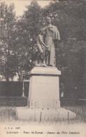 Leuven, Parc St Donat, Statue De Père Damien (pk17792) - Leuven