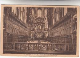 Leuven, L'eglise Saite Gertrude, Les Stalles (pk17793) - Leuven