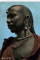MASAI WARRIOR 1958 - Kenya