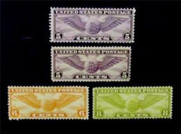 USA - Air Mail Stamp (1930) - Air Mail