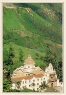 ECUADOR    QUITO:  LA CHIESA DI  GUAPULO        (NUOVA CON DESCRIZIONE DEL SITO SUL RETRO) - Ecuador