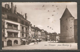 Carte Postale D'Yverdon - VD Vaud
