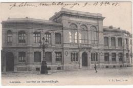 Leuven, Louvain, Institut De Bactériologie (pk17817) - Leuven