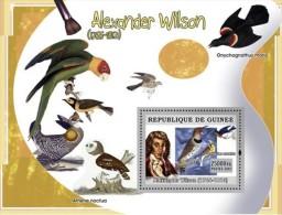 GUINEA 2007 - A. Wilson, Birds - YT BF601; Mi B1277 - Oiseaux