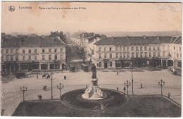 Leuven, Louvain, Place Des Martyrs Et Avenue Des Alliés (pk17819) - Leuven