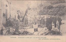 Leuven, Louvain, Catastrophe Du 14 Mai 1906 (pk17825) - Leuven