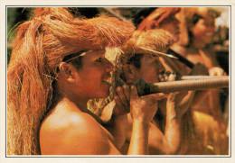 PERU�   AMAZZONIA.  INDIANI YAGUAS       (NUOVA CON DESCRIZIONE DEL SITO SUL RETRO)