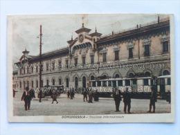 Verbano 12 Domodossola Tram Stazione Station Auto - Verbania