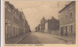 D16 - MONTMOREAU - ROUTE D'ANGOULEME - Altri Comuni