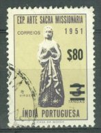 PORTUGAL - COLONIAS - INDIA 1959: YT 528 / Af. 501, O - FREE SHIPPING ABOVE 10 EURO - Portuguese India