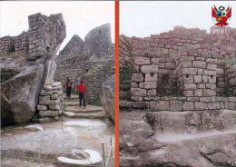 1 AK Peru * Ansichten von Machu Picchu - seit 1983 Weltkulturerbe der UNESCO *